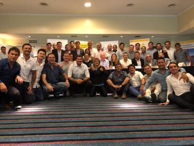 El Prof. Dapello participa en la XII Convención nacional del Deporte