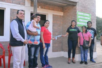 Continúa la entrega de viviendas sociales en Maco