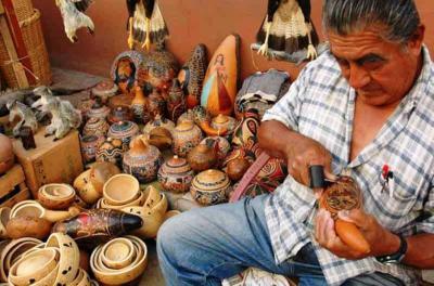 Los artesanos marcarán presencia en el  Festival de Villa Robles