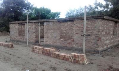Beltrán: Ponen en marcha la construcción de  una sala de primeros auxilios