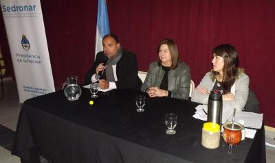 Promueven espacios laborales saludables en Fernández