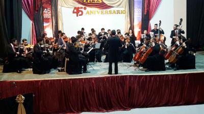 La UNSE celebró su aniversario por primera vez en el interior