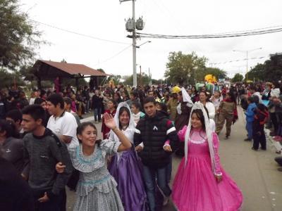 Invitan al acto por el 25 de mayo en Fernández