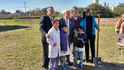 Implementan proyecto para fortalecer la educación ambiental en la escuela