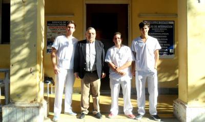 Pasantes de Favaloro presentaran sus trabajos finales en la Unse