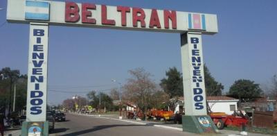En Beltrán la puja será entre cuatro candidatos a intendente
