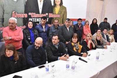 Inauguran el local del Frente Encuentro Cívico de La Banda