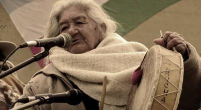 En la marcha de los bombos homenajearan a la vidalera Pancha Gallardo