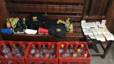 Fernández: Menores robaron en un club y sus padres devolvieron lo sustraído