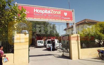 Hospital zonal: Extraerán sangre a voluntarios