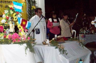 Fernández: Cientos de fieles acompañaron a san Cayetano en la procesión