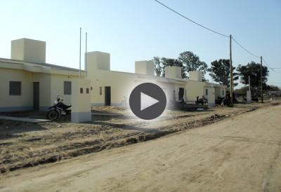 Intentaron usurpar las viviendas del barrio Cooperativa