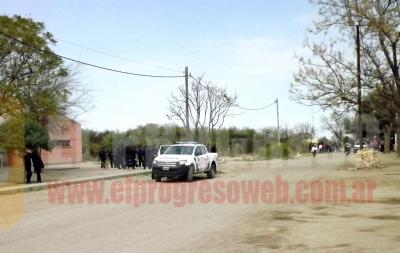 Fernández: Continúan los intentos de usurpación de terrenos