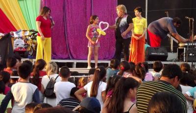 El domingo 26 los niños de Fernández tendrán una mega fiesta