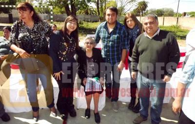Sentido homenaje a profesores en el Colegio Nuestra Señora del Rosario