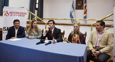 Este jueves seleccionan a las candidatas a Reina Provincial de los Estudiantes