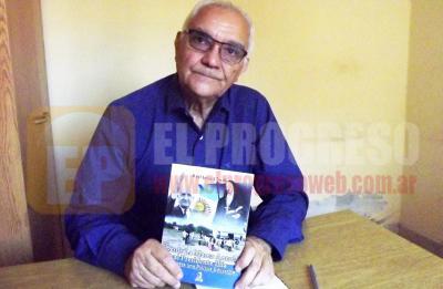 El libro de un escritor Fernandense será presentado este jueves en La Banda