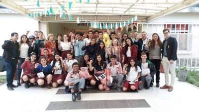 Rotarios de Fernández recibieron la Visita de la máxima autoridad distrital