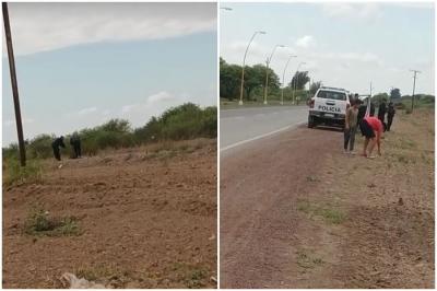 Forres: hallan el cadáver de un  joven en las vías