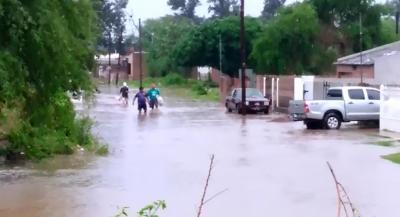 Video: El fantasma de la inundación atemoriza a vecinos del Barrio Hospital