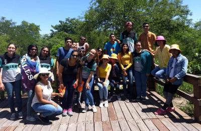 Alumnos de La Cañada visitaron Termas de Río Hondo