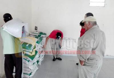 El gobierno provincial beneficiará a minifundistas con insumos para la siembra de algodón y  maíz
