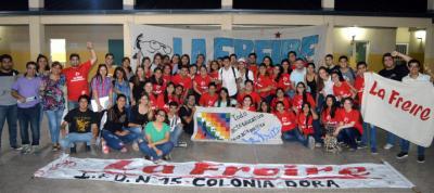 La Freire se impuso en las estudiantiles de Colonia Dora