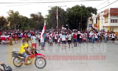 River Campeón: los festejos en Fernández