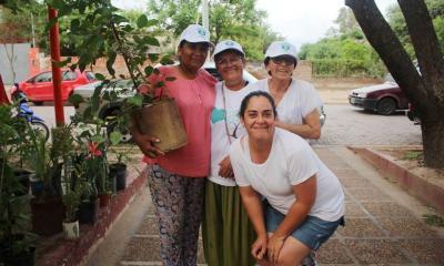 Exitosa jornada ambiental en la Plaza Forres