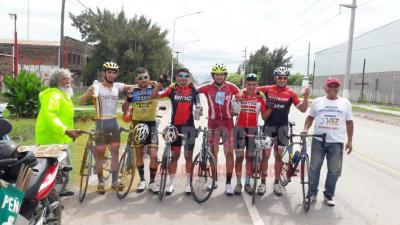 Ciclismo: Nicolás Kurán mantiene el liderazgo en Elite