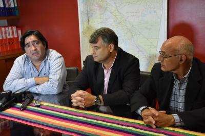 El Comité de Emergencia trabaja intensamente en las zonas más afectadas por el temporal