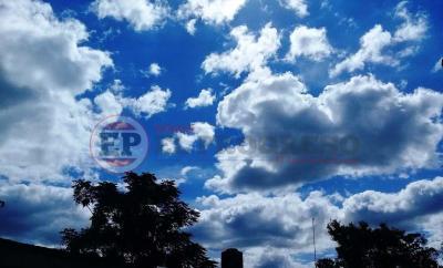 El tan esperado sol brilla nuevamente sobre el cielo santiagueño