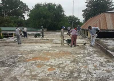 Beltrán: inician obras de restauración en la Escuela N° 59 Remigio Carol