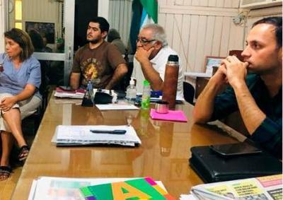 Fernández: crearon un comité de emergencias para desatres climáticos