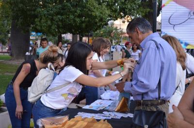 """Se realizó el acto por el """"Día Internacional de la lucha contra el Cáncer Infantil"""""""