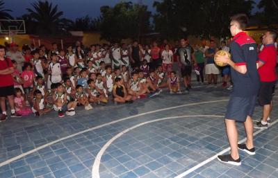 Básquet: El torneo de verano se acerca a su final y promete ser todo una fiesta