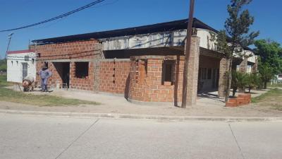 Beltrán: reconstruyen el edificio del antiguo Mercado Municipal