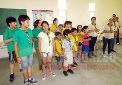 Este sábado habrá una jornada de juegos, danzas y canto con los Scouts de Fernández