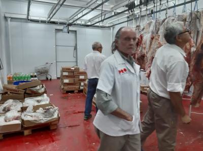 Continúan las inspecciones en carnicerías del interior provincial