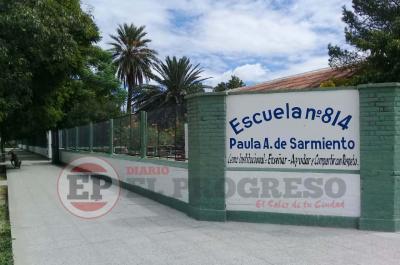 En Fernández los afiliados votaron en la Escuela 814