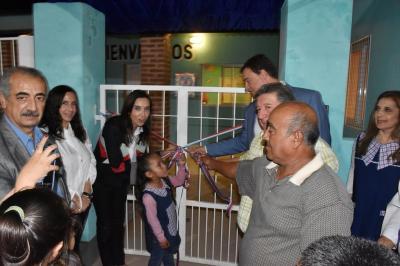 Loreto: con la inauguración de un jardín de Infantes se realizó la apertura del ciclo lectivo