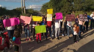 Vecinos se manifestaron en contra del basural muncipal bandeño