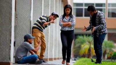 El Senado sancionó la ley contra el acoso callejero