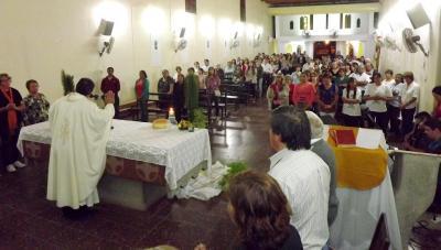 Hoy se conmemora la Eucaristía en la Última Cena y el lavatorio de pies realizado por Jesús