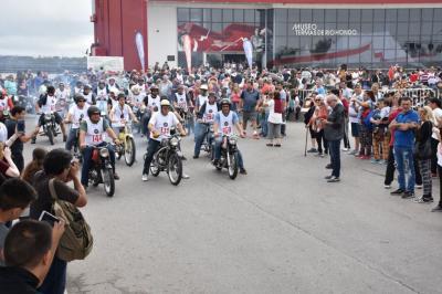 Exitosa primera jornada del Rally Nacional de Montos Antiguas