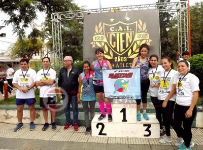 Exitoso maratón «Fernández Corre»