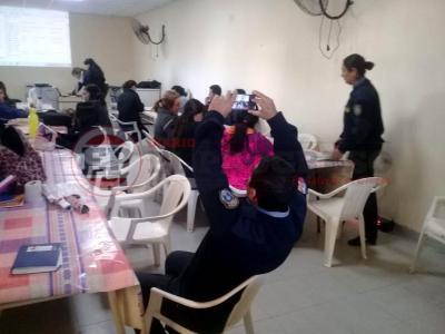 Capacitan a docentes de La Cañada sobre Educación Sexual Integral