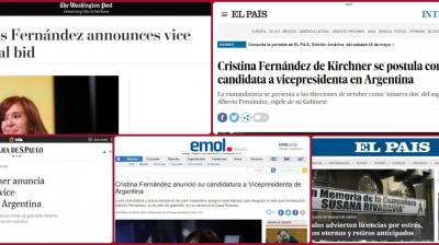 La noticia trascendió toda frontera y el mundo mira hacia Argentina