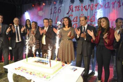 La Cañada celebró tuvo una gran fiesta de cumpleaños