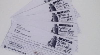Sorteamos las primeras cinco entradas para la Expo Tortas Santiago